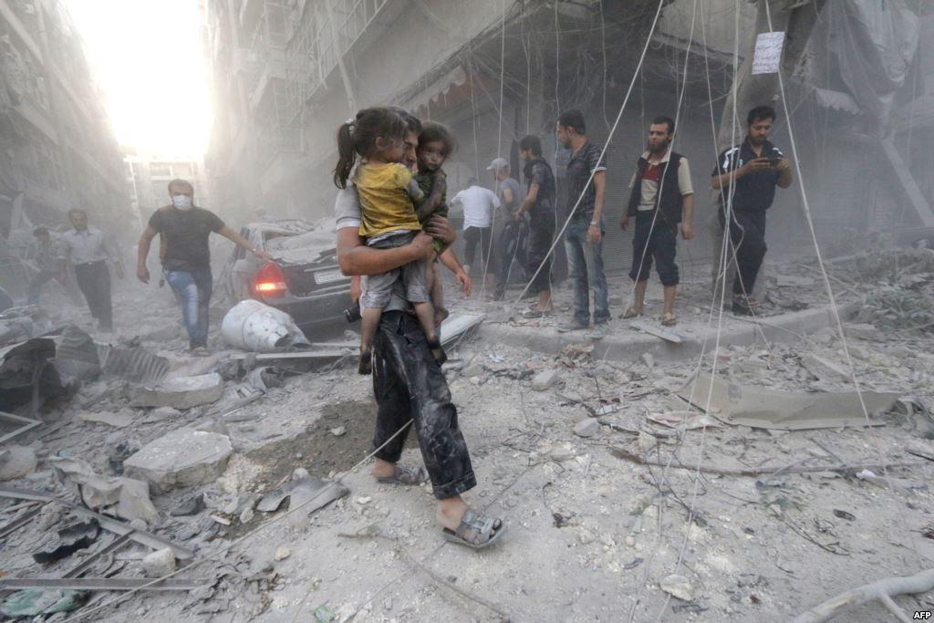 حلب- مقبرة مؤتمر جنيف أم محطّة للعودة إليه؟