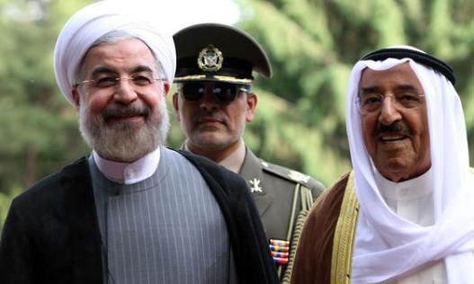 تأثيرات الربيع العربي على سياسة إيران تجاه الشرق الأوسط