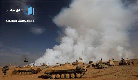 الموصل- حلب- الرقة: معارك متزامنة لها ما بعدها