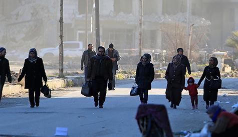 """الاستراتيجية الواسعة للولايات المتحدة: في القضاء على """"تنظيم الدولة الإسلامية/ داعش"""" و""""تنظيم القاعدة"""""""