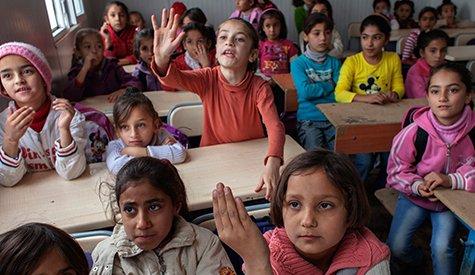الوضع التعليمي في شمال سورية في ظل الإدارة الذاتية