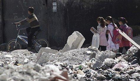 مؤشرات التنمية البشرية في سورية، قبل الثورة وبعدها