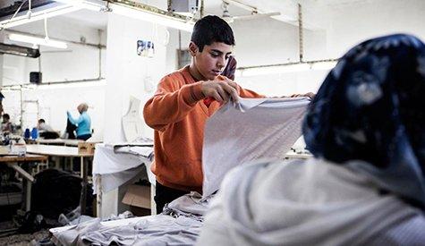 عمالة الأطفال السوريين في إسطنبول