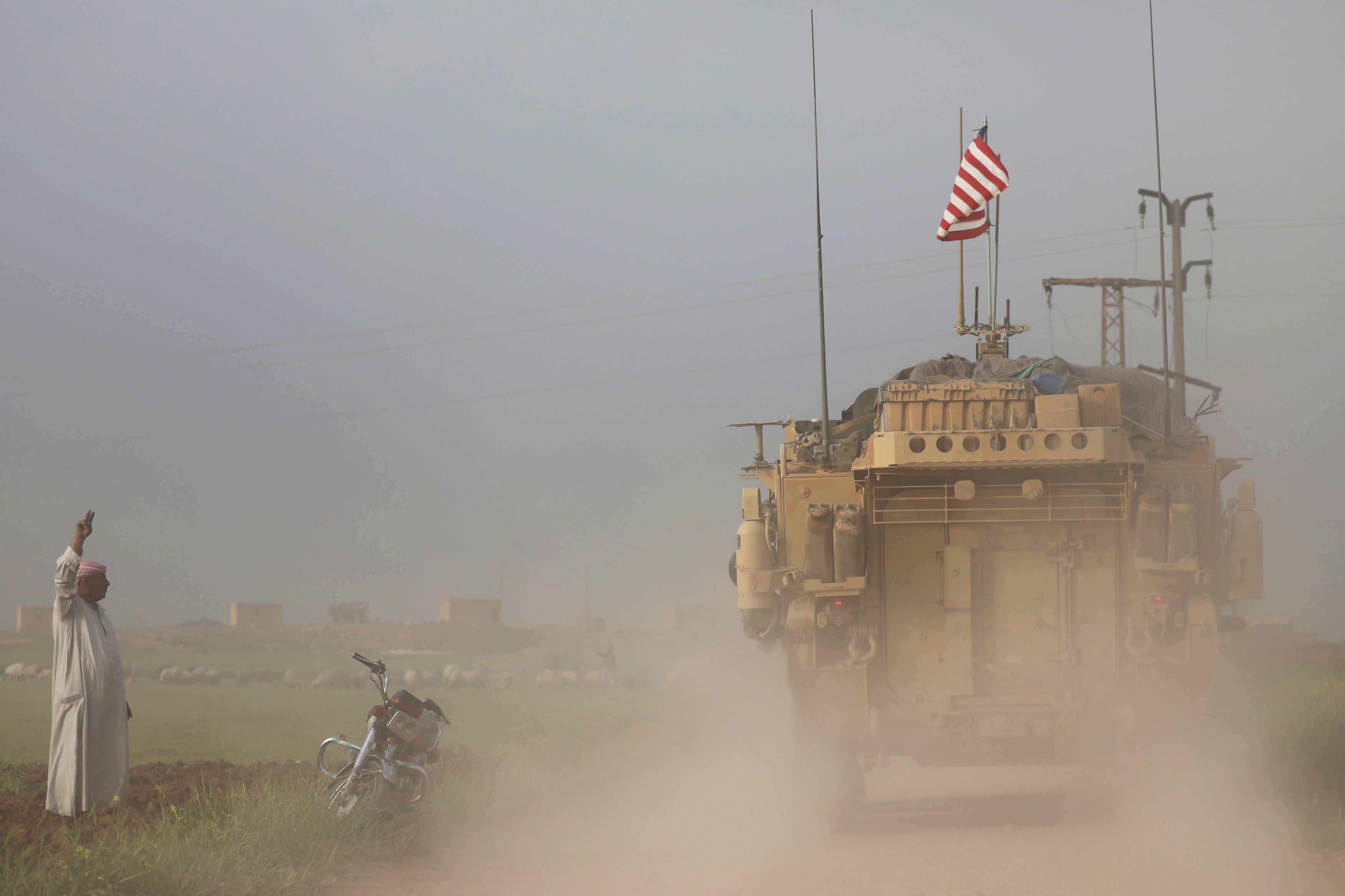 الانسحاب الأميركي من سورية؛ تداعيات وسيناريوهات ملء الفراغ
