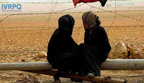 آثار العنف الجنسي ضد النساء السوريات اللاجئات والآليات القانونية لحمايتهن