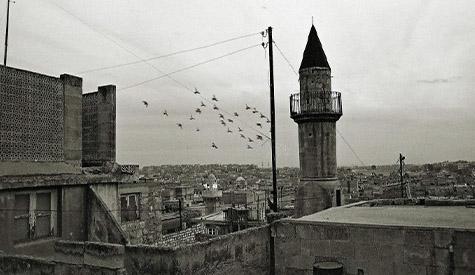 إعادة بناء حلب القديمة
