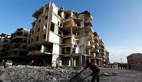 إعادة بناء سورية- الجزء الأول