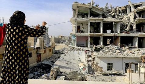 الجغرافية السياسية لإعادة إعمار سورية: لعبة ماتريوشكا