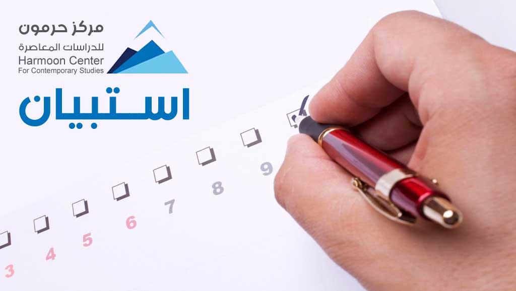 """دعوة للمشاركة في استبيان لدراسة حول """"تصورات الشباب السوري لسورية المستقبل"""""""
