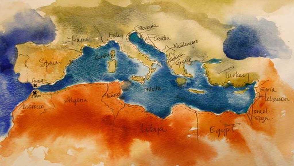 شرق المتوسط مرة ثالثة