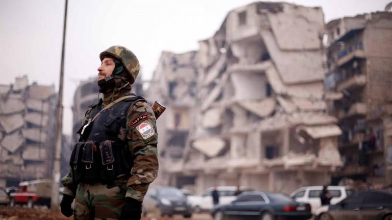 الجيش والقوات المسلحة والأمن في الدستور السوري