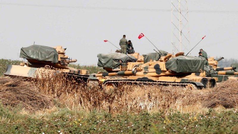 """المسألة الكردية وعملية """"نبع السلام"""" التركية"""