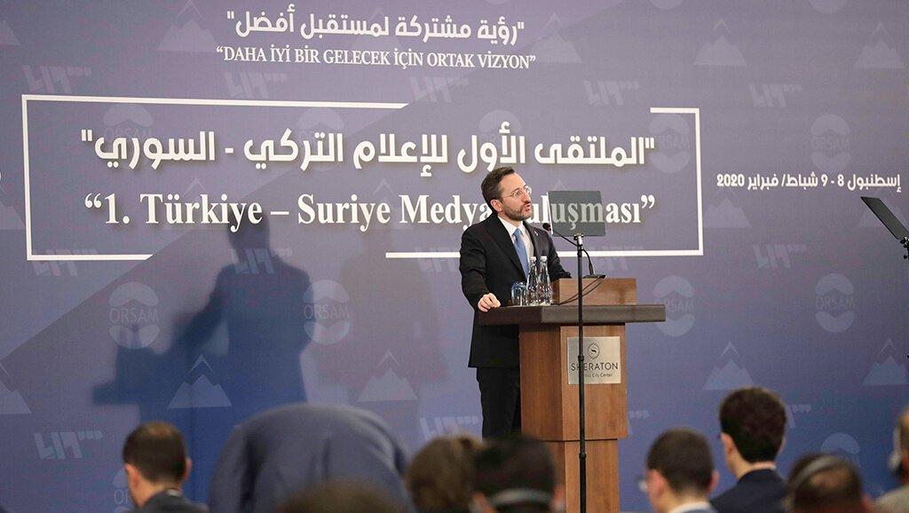 إسطنبول.. الملتقى الأول للإعلام التركي السوري