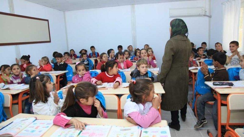 واقع عناصر العملية التعليمية في غازي عنتاب