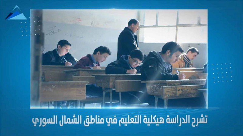 التعليم في مناطق الشمال السوري