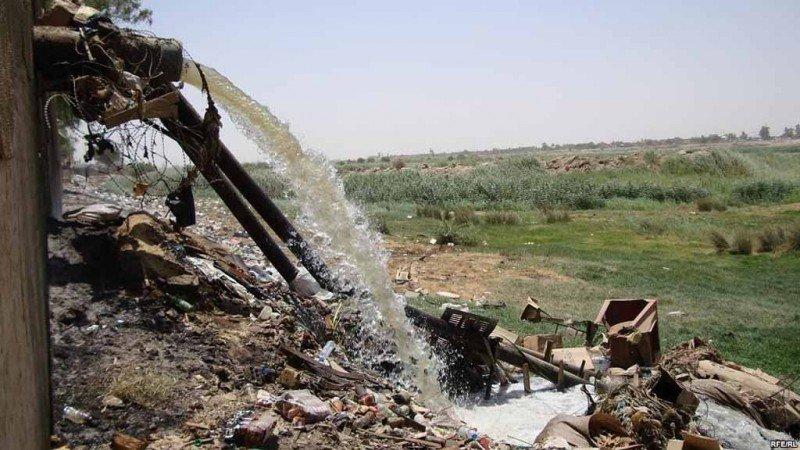 تأثير الحرب في البيئة السورية