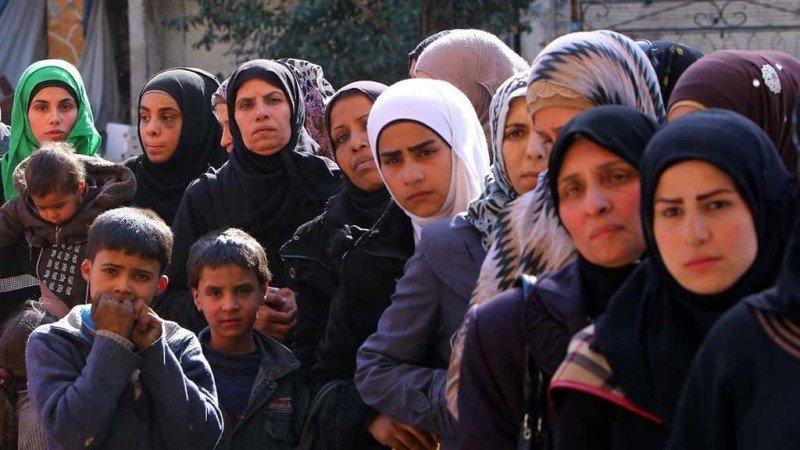 المرأة السورية في ظل الحرب (تعميق الاضطهاد)