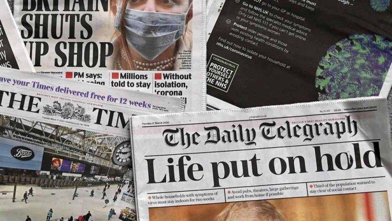 مسؤولية الإعلام الأخلاقية في الأزمات الإنسانية