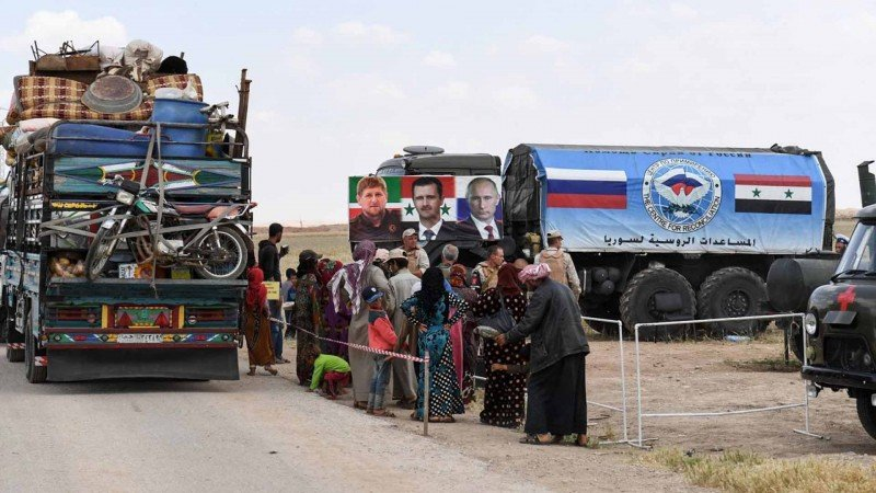 سورية... ممارسة السلطة في المناطق المستعادة