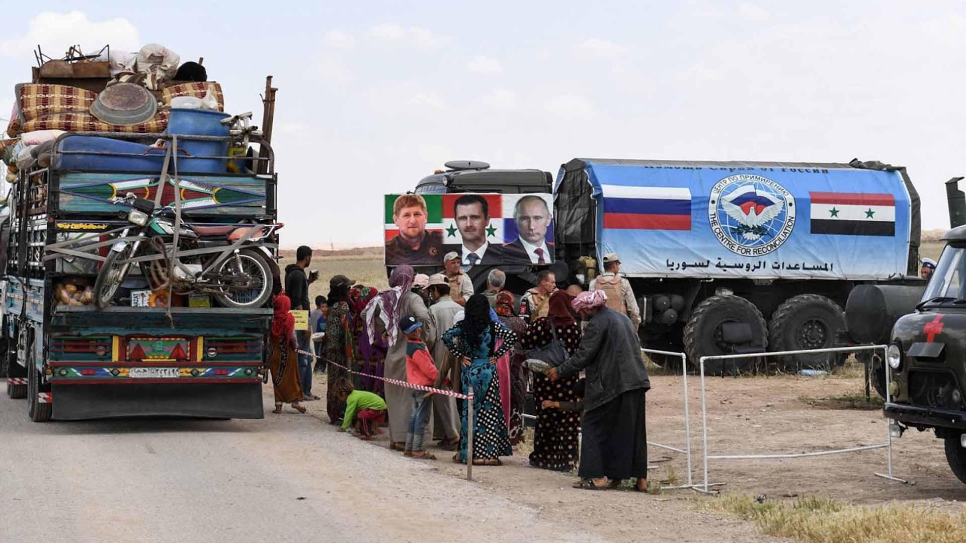 سورية… ممارسة السلطة في المناطق المستعادة