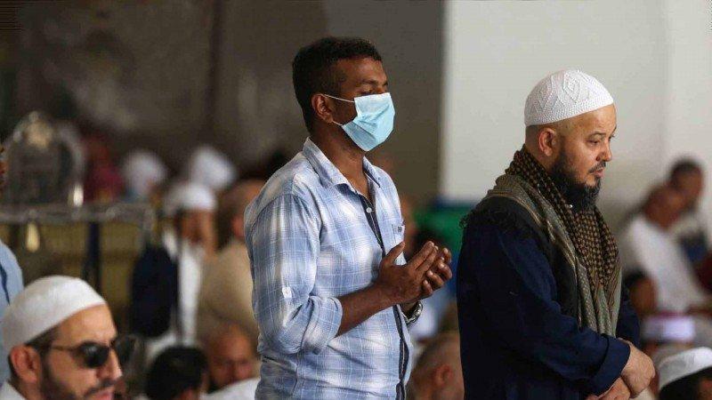 الوباء والسلوك الديني لدى السوريين