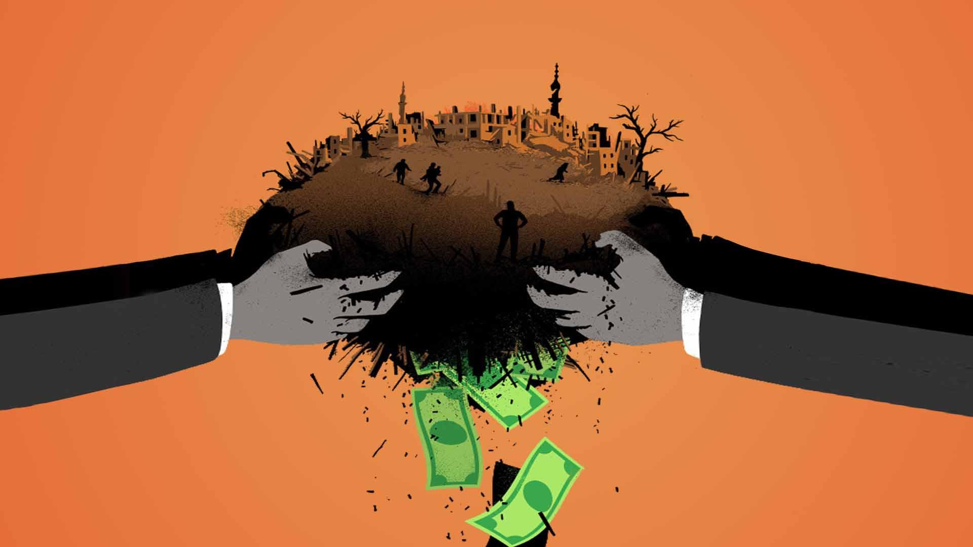 العلاقة بين المناخ السياسي والتنمية الشاملة – سورية نموذجًا