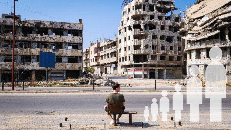 معدل النمو في سورية ما بعد الصراع