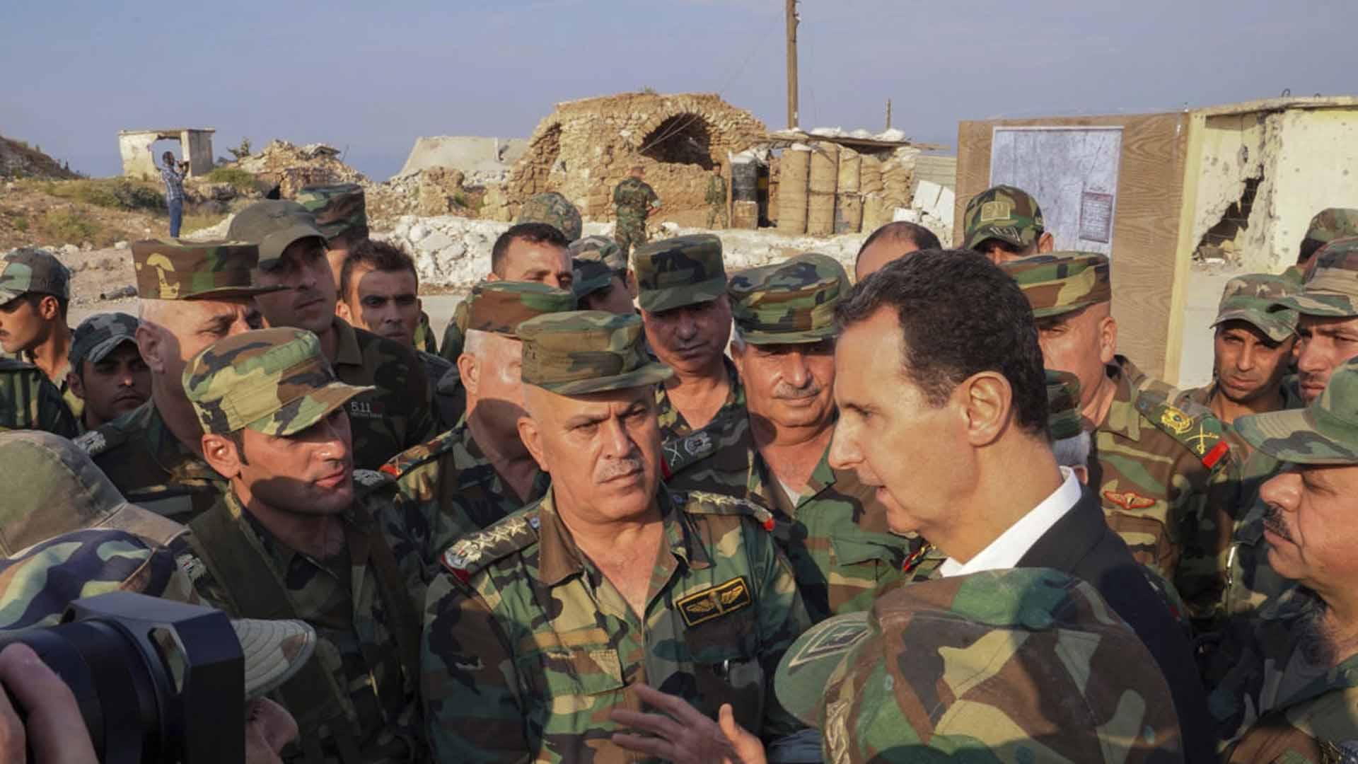 كيف صاغ النظام السوري حلّه الأمني؟