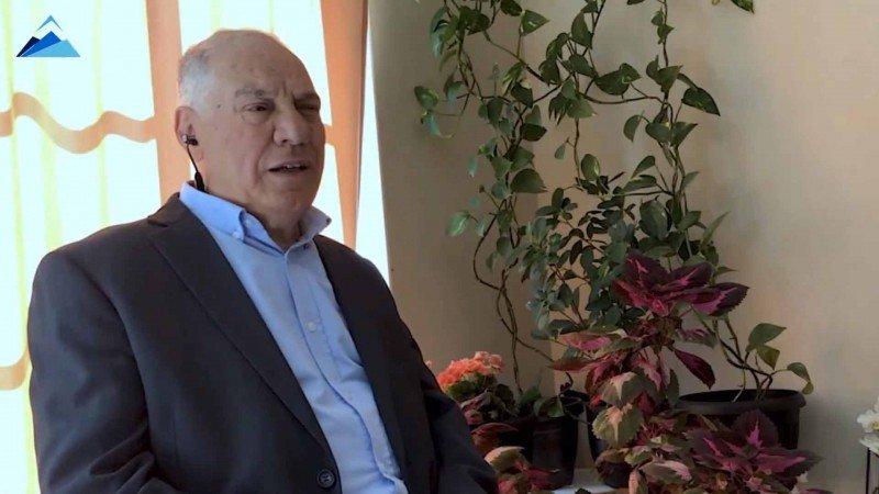 لقاء مع د. يوسف سلامة حول احتفاء مجلة قلمون بزكريا تامر
