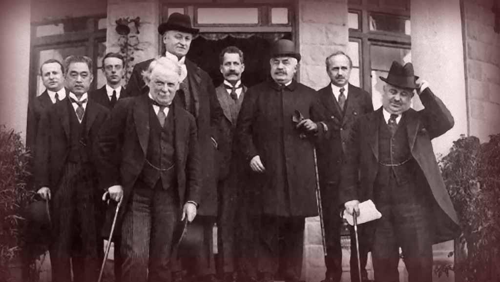 مئة عام على مؤتمر سان ريمو