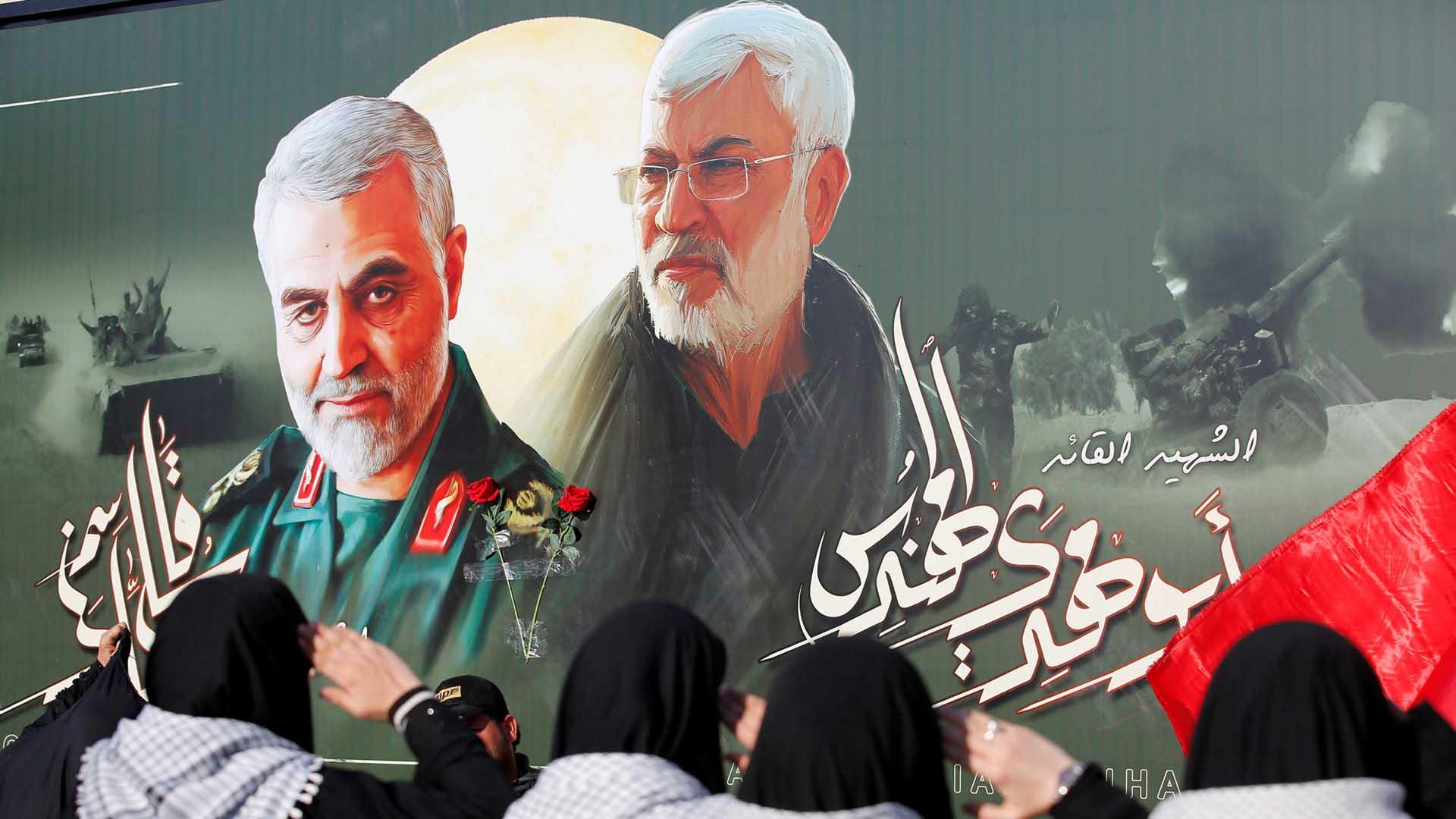 طموحات إيران الإقليمية لن تنجح