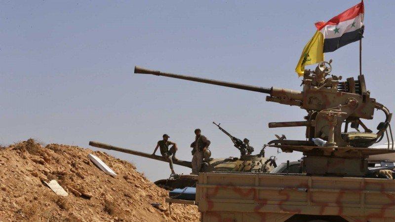 الوجود العسكري لإيران وميليشياتها في القلمون... ما خفي أعظم