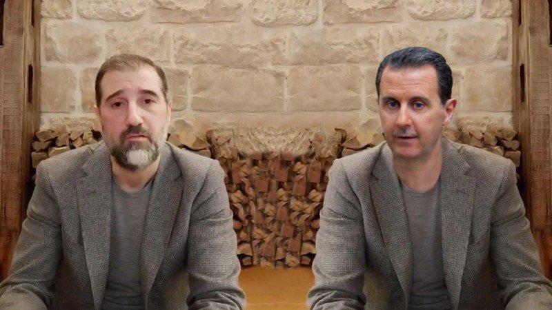 حيثيات ومآلات صراع الأسد - مخلوف