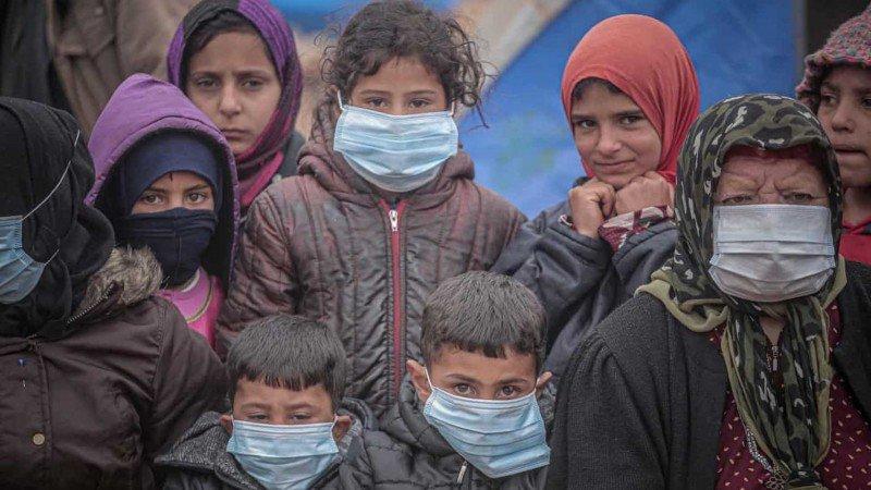 """السوريون ووباء كورونا """"دراسة استطلاعية - الحاضر والمستقبل"""""""