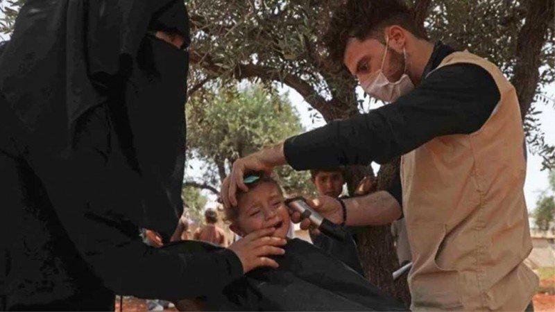 الأسد يحاول استخدام كوفيد 19 كسلاح في سورية