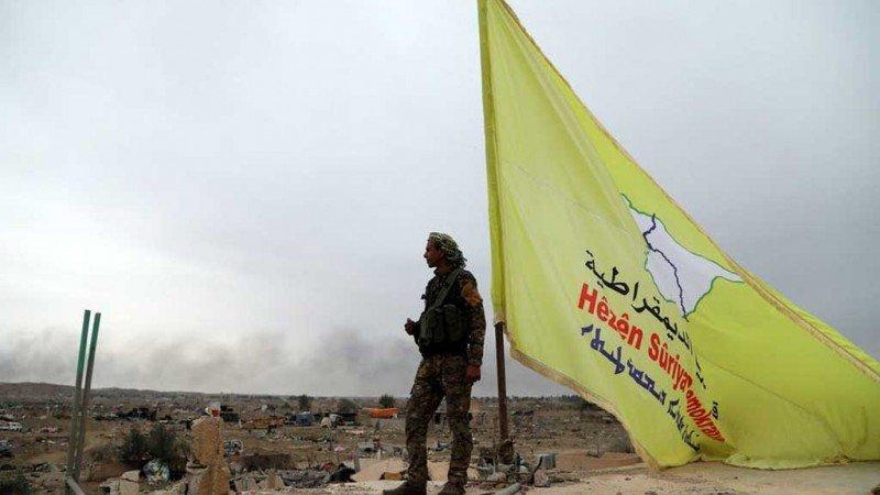 لماذا ترغب الولايات المتحدة في وحدة أكراد سورية؟!