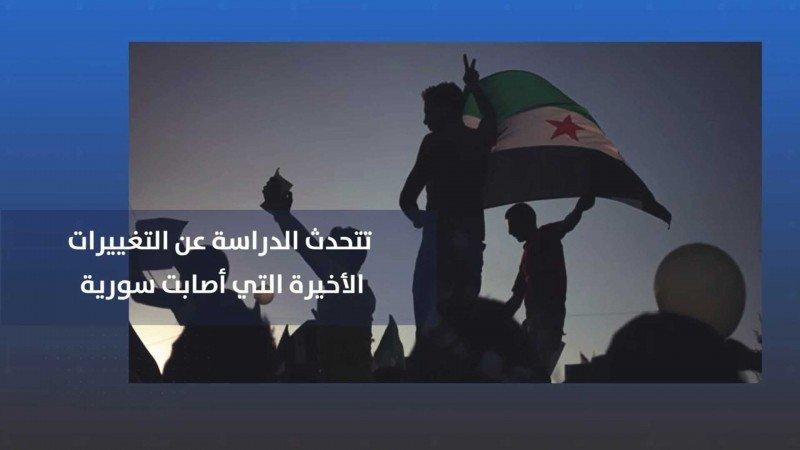 تصورات الشباب السوري لسورية المستقبل