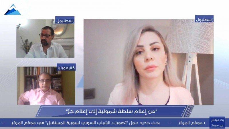 """""""الإعلام السوري وتحديات الإعلام البديل"""" في ندوة لحرمون"""