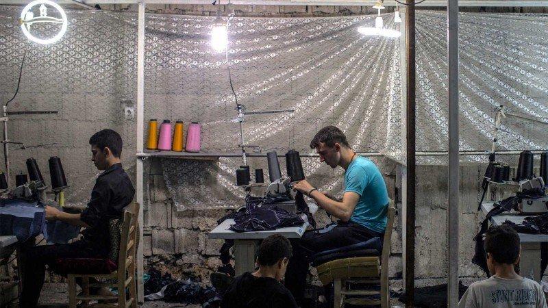 مستقبل غير آمن للاجئين الموجودين في تركيا: دراسة ميدانية