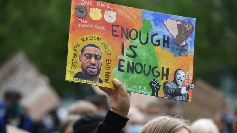 حقوق الإنسان وحقوق السود