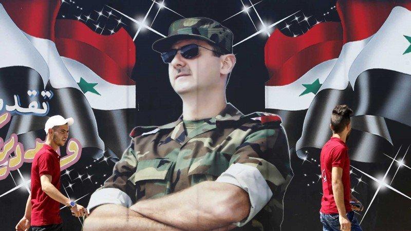 الدكتاتورية المتوحشة في سورية تعاني انتكاسة شديدة