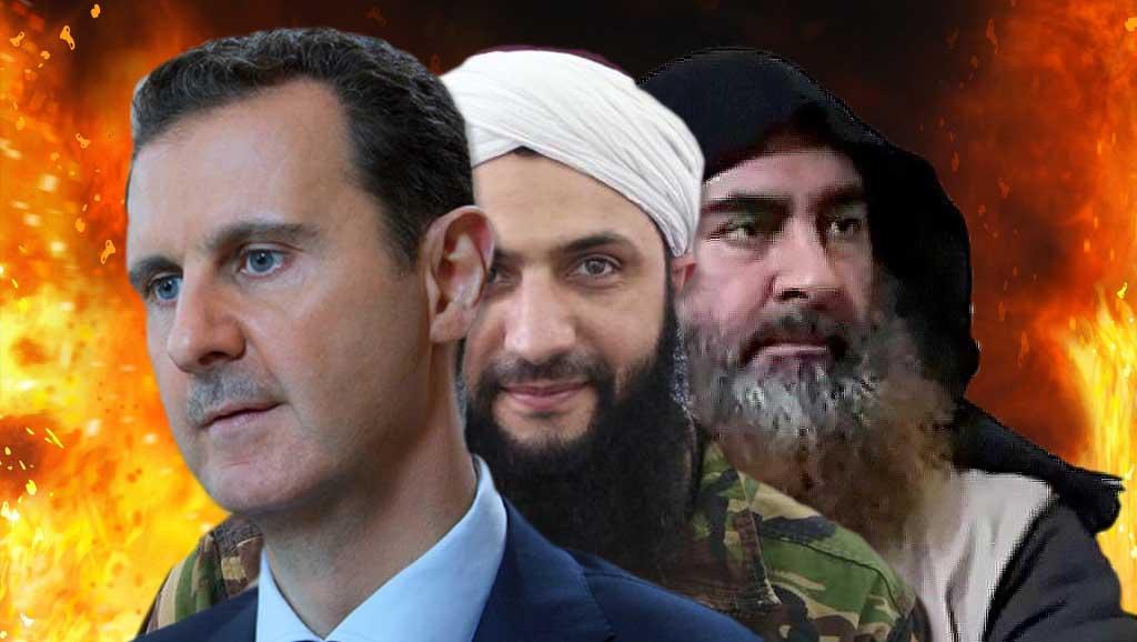 كيف خدع الأسد العالم كله؟!