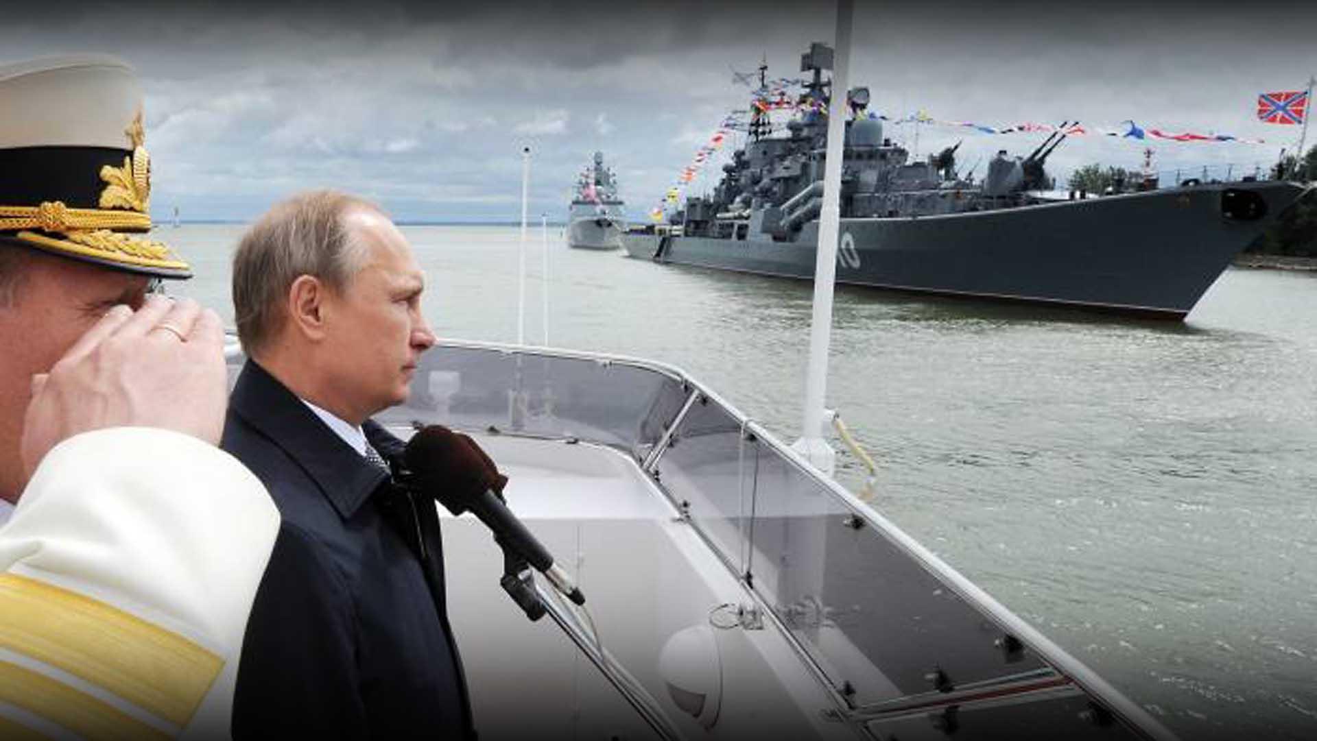 نشاط روسيا العسكري في شرق المتوسط يكرر مقاربتها تجاه سورية
