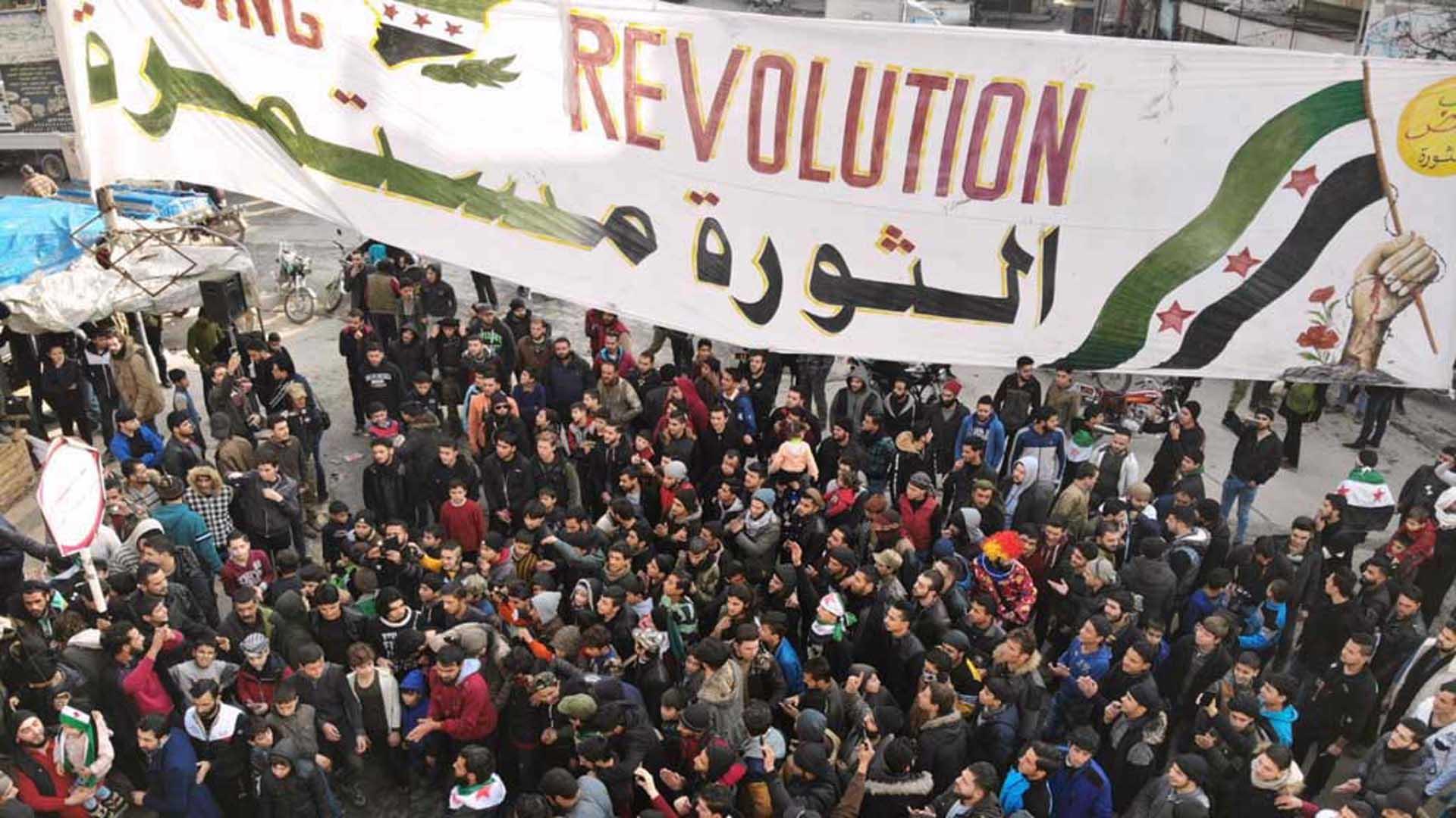 تجدّد الثورة السورية وإشكالية المعارضة في احتضانها