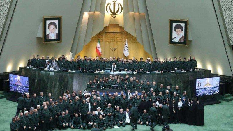 تأثير برلمان الحرس الثوري الإيراني في السياسة الخارجية الإيرانية
