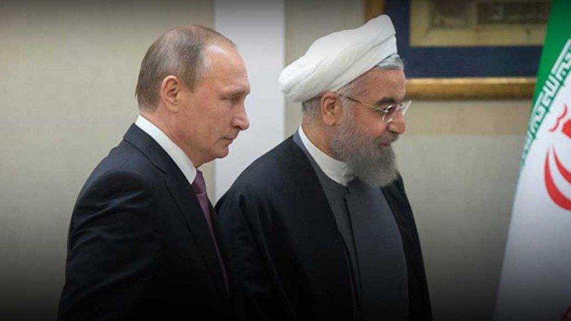نهاية شهر العسل بين إيران وروسيا في سورية