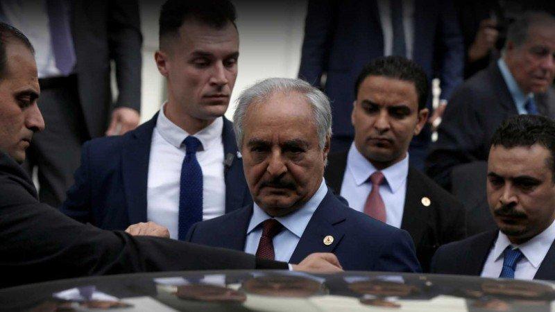 ليبيا ــ فنزويلا: اتصالات المشير حفتر المقلقة