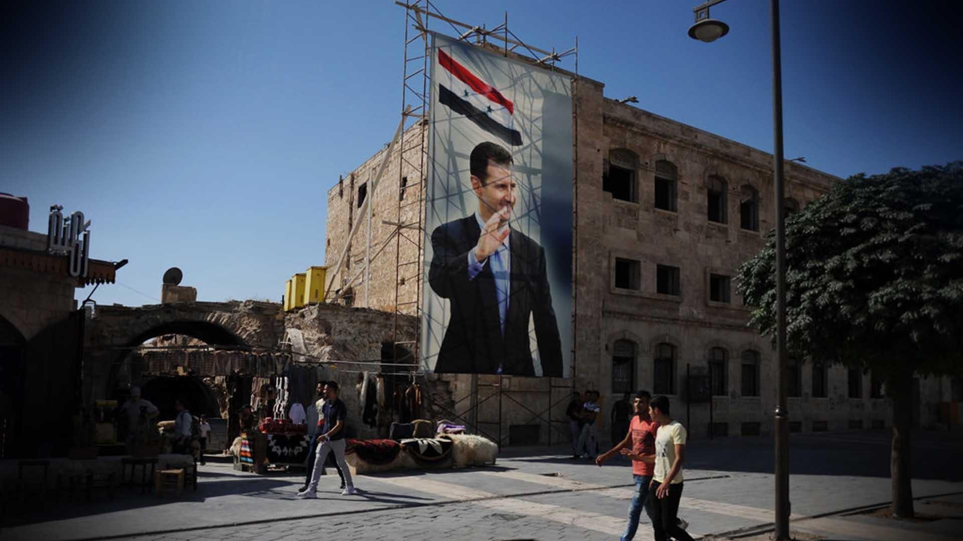 """سينهار الاقتصاد السوري وإن انتهت """"الحرب الأهلية"""""""