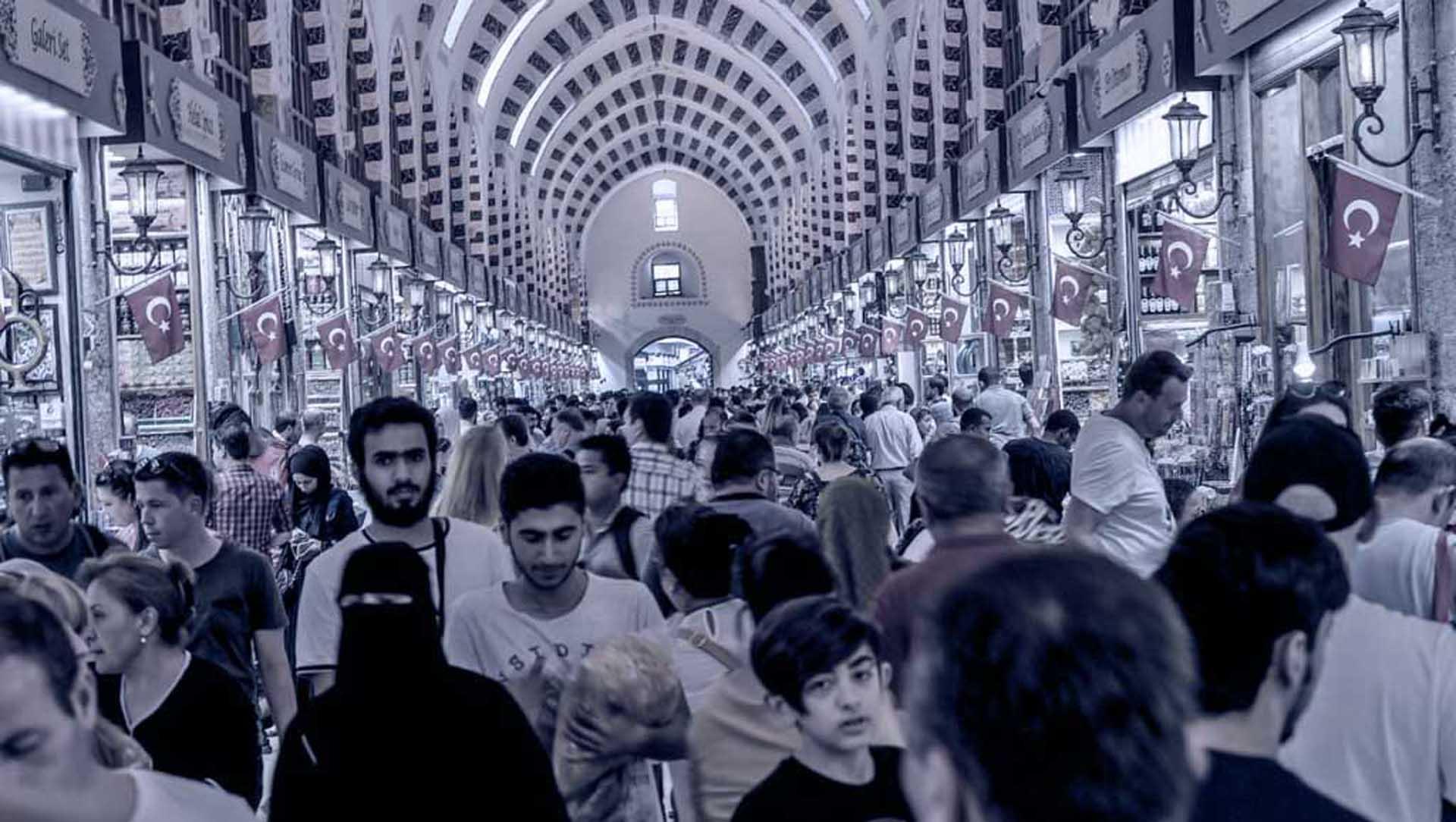 """""""واقع الوجود السوري في تركيا"""" استبيان لأغراض بحثية"""