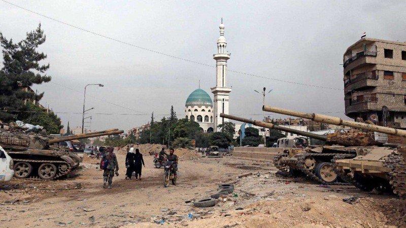 """وثائق حقوق الملكية السورية وتحدي """"إعادة الإعمار"""""""